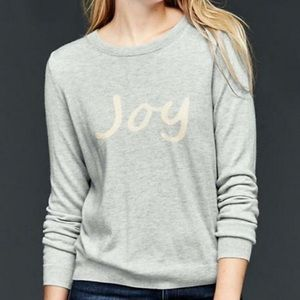 Gap merino wool blend sweater